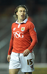 Bristol City's Luke Freeman - Photo mandatory by-line: Dougie Allward/JMP - Mobile: 07966 386802 - 10/02/2015 - SPORT - Football - Bristol - Ashton Gate - Bristol City v Port Vale - Sky Bet League One