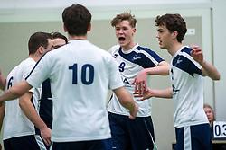 31-03-2019 NED: Final A Volleybaldirect Open, Koog aan de Zaan<br /> 16 teams of girls and boys A competed for the Dutch Open Championship / Sliedrecht Sport