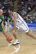 Olimpiadi Sydney 2000<br /> Italia - Lituania <br /> Nella foto: Agostino Li Vecchi