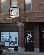 5/9/05 -- Omaha, NE Mick's bar and music venue in the Benson neighborhood in Omaha..Photo by Chris Machian/Prairie Pixel Group