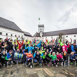 20180331: SLO, Running - Priprave na Ljubljanski maraton