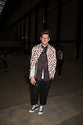 HENRY HOLLAND, New Tate Modern opening party, Bankside. London. 16 June 2016