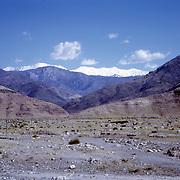 Late Summer? 1965<br /> Rocky desert. Bare mountains.