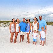 Speights Family Beach Photos