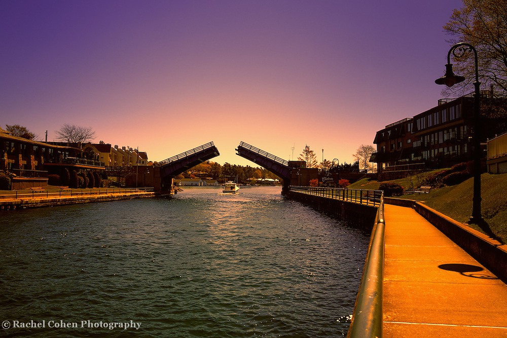 &quot;Evening in Charlevoix&quot;<br />