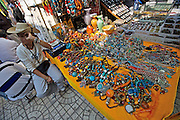 Panjiayuan weekend market. Costume jewelry.
