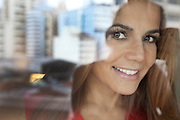 Belo Horizonte_MG, Brasil.<br /> <br /> Retrato da atriz Nivea Stelmann.<br /> <br /> Portrait of the actress Nivea Stelmann.<br /> <br /> Foto: RAQUEL BRUSR / NITRO