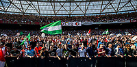 ROTTERDAM - Feyenoord - Heracles , Voetbal , Seizoen 2016/2017 , Eredivisie , De Kuip , 14-05-2017 , eindstand 3-1 , eindstand 3 - 1 de fans wachten op de huldiging