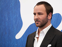 Director Tom Ford at Nocturnal Animals film photocall at the 73rd Venice Film Festival, Sala Grande on Friday September 2nd 2016, Venice Lido, Italy.