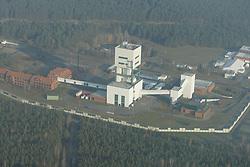 Luftbild des Erkundungsbergwerks in Gorleben<br /> <br /> Ort: Gorleben<br /> Copyright: Andreas Conradt<br /> Quelle: PubliXviewinG