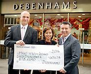 Debenhams Make A Wish Martin King