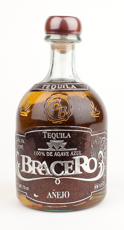 Bracero anejo -- Image originally appeared in the Tequila Matchmaker: http://tequilamatchmaker.com
