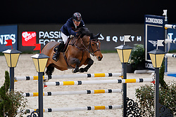 Whitaker Michael, GBR, JB's Hot Stuff<br /> LONGINES FEI World Cup™ Finals Paris 2018<br /> © Hippo Foto - Dirk Caremans<br /> 13/04/2018