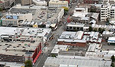 Christchurch-File photo 43 Lichfield Street, subject of Earthquake inquiry