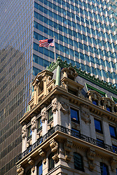 USA NEW YORK 04JUN10 - HSBC Bank main building in midtown Manhattan, New York...jre/Photo by Jiri Rezac..© Jiri Rezac 2010