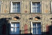 Haus zum Cavazzen, Altstadt von Lindau, Bodensee, Bayern, Deutschland