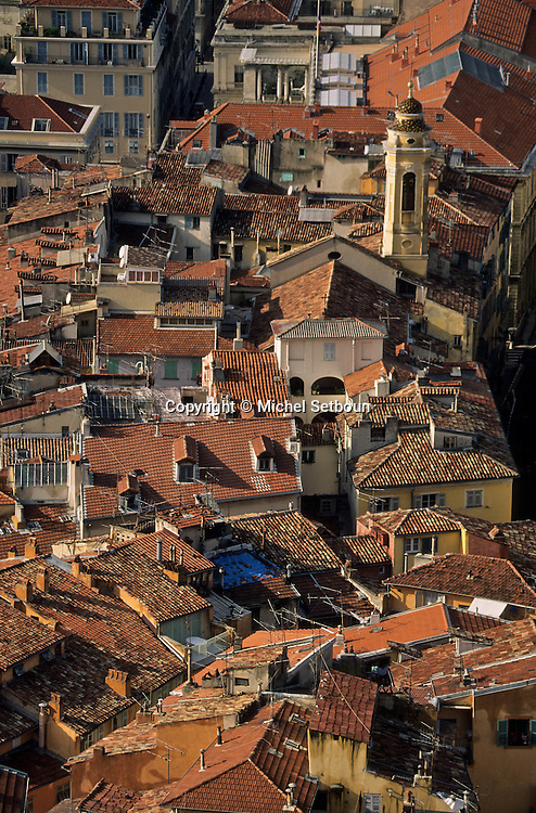 France. Nice. the old city      / la vieille ville  Nice  france   / R00115/    L1733  /  P102873