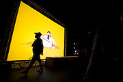 Belo Horizonte_MG, 24 de junho de 2010..Cultura / Cia Brasileira de Opera..Estreia da turne nacional da Cia Brasileira de Opera, com O Barbeiro de Sevila de Gioacchino Rossini. A estreia acontece no Grande Teatro do Palacio das Artes e conta com direcao artistica do Maestro John Neschling e producao de Jose Roberto Walker. ..Foto: NIDIN SANCHES / NITRO