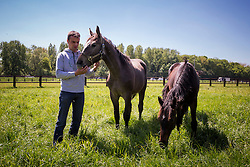 Van Rossem Wim<br /> Horta Stables - Ternat 2013<br /> © Dirk Caremans
