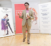 National Dance Awards.Announcement of Nominations.9th November 2012 .at The Place, London, Great Britain ..Kenneth Tharp.The Place .Director . ..Photograph by Elliott Franks..Tel 07802 537 220 .elliott@elliottfranks.com..2012©Elliott Franks.Agency space rates apply
