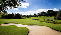 SAINT OMER (France) - Green hole 7. AA Saint-Omer Golf Club. Copyright Koen Suyk