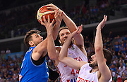DESCRIZIONE: Torino FIBA Olympic Qualifying Tournament Finale Italia - Croazia<br /> GIOCATORE: BOJAN BOGDANOVIC<br /> CATEGORIA: Nazionale Italiana Italia Maschile Senior<br /> GARA: FIBA Olympic Qualifying Tournament Finale Italia - Croazia<br /> DATA: 09/07/2016<br /> AUTORE: Agenzia Ciamillo-Castoria
