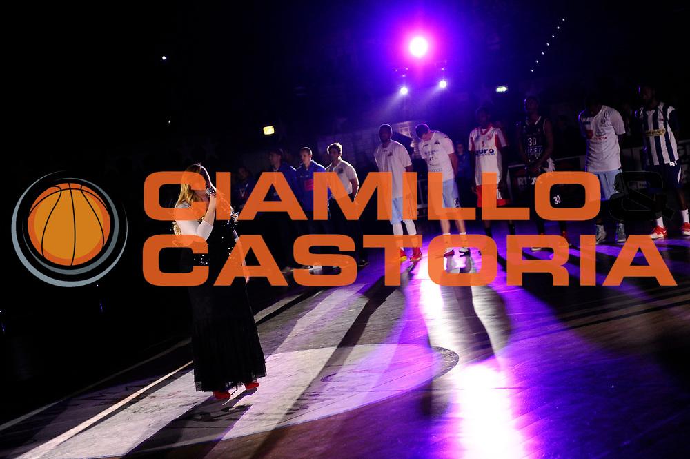 DESCRIZIONE : Mantova LNP 2014-15 All Star Game 2015 - Partita<br /> GIOCATORE : team<br /> CATEGORIA : presentazione<br /> EVENTO : All Star Game LNP 2015<br /> GARA : All Star Game LNP 2015<br /> DATA : 06/01/2015<br /> SPORT : Pallacanestro <br /> AUTORE : Agenzia Ciamillo-Castoria/&igrave;M.Marchi<br /> Galleria : LNP 2014-2015 <br /> Fotonotizia : Mantova LNP 2014-15 All Star Game 2015
