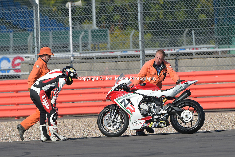 #95 David Allingham Nexio Racing MV Agusta Motorpoint British Supersport