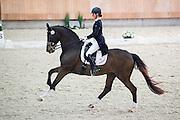 Elisabeth Geluk - Samaranch<br /> KNHS Indoorkampioenschappen 2016<br /> © DigiShots