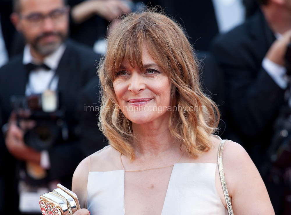 Actress Nastassja Kinski at the 70th Anniversary Ceremony arrivals at the 70th Cannes Film Festival Tuesday 23rd May 2017, Cannes, France. Photo credit: Doreen Kennedy