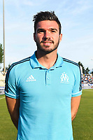 Florian Escales during the friendly match between Olympique de Marseille and Fenerbahce on July 15, 2017 in Lausanne, Switzerland. (Photo by Philippe Le Brech/Icon Sport)