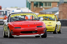 BRSCC MX-5 Championship 2017 - Croft