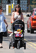 09.MAY.2011. HERTFORDSHIRE<br /> <br /> *EXCLUSIVE PICTURES*<br /> <br /> NATALIE CASSIDY HAVING LUNCH WITH A FRIEND AT THE BULL PUB IN HERTFORDSHIRE.<br /> <br /> BYLINE: EDBIMAGEARCHIVE.COM<br /> <br /> *THIS IMAGE IS STRICTLY FOR UK NEWSPAPERS AND MAGAZINES ONLY*<br /> *FOR WORLD WIDE SALES AND WEB USE PLEASE CONTACT EDBIMAGEARCHIVE - 0208 954 5968*