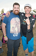 Nathan Outlaw and DJ BBQ  at the Big Feastival