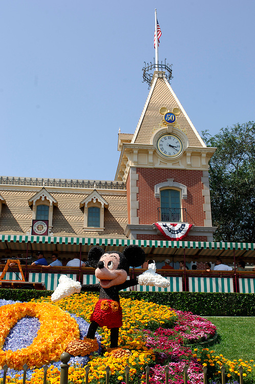 Disneyland Park, Theme Park, Disney Resort, Los Angeles, California, United States of America