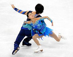 23.03.2010, Torino Palavela, Turin, ITA, ISU World Figure Skating Championships Turin 2010 im Bild Qing Pang and Jian Tong (CHN), EXPA Pictures © 2010, PhotoCredit: EXPA/ InsideFoto/ Perottino / SPORTIDA PHOTO AGENCY