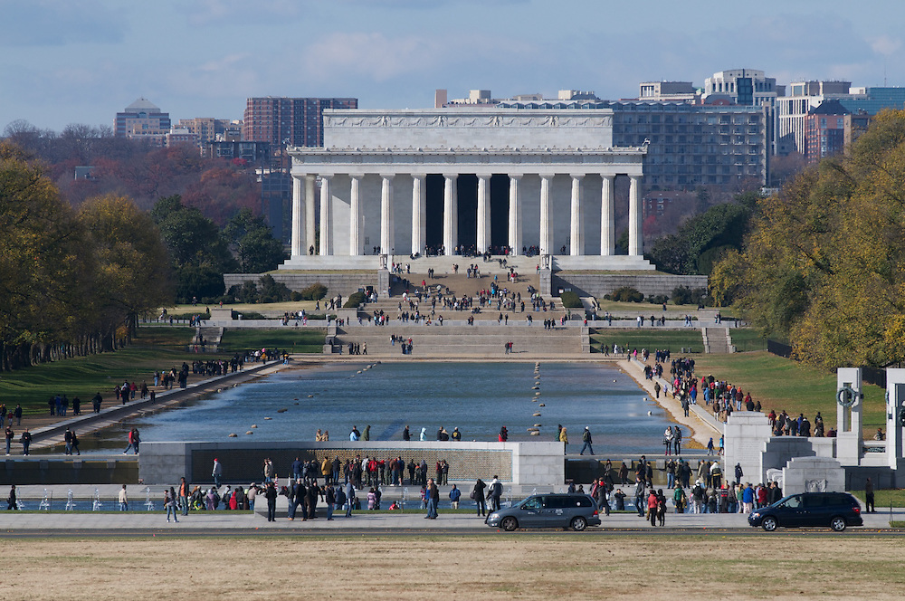 The Nation's Capitol, The Capitol, Washington Monument, The White House