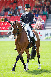 Bschorer Niklas, (GER), Tom Tom Go 3<br /> Dressage<br /> Mitsubishi Motors Badminton Horse Trials - Badminton 2015<br /> © Hippo Foto - Libby Law<br /> 07/05/15