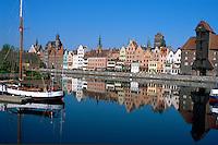 Old port, Gdansk- Poland - Pologne