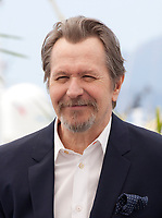 Gary Oldman at the Rendezvous with Gary Oldman photo call at the 71st Cannes Film Festival, Thursday 17th May 2018, Cannes, France. Photo credit: Doreen Kennedy