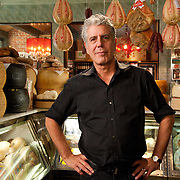 Anthony Bourdain for AMC in New York City