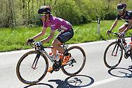 39° Giro del Trentino Melinda, 2 tappa Dro-Brentonico,Cesare Benedetti, 22 Aaprile 2015  © foto Daniele Mosna