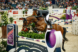 Guerdat Steve, (SUI), Corbinian<br /> Final I<br /> Longines FEI World Cup Final - Goteborg 2016<br /> © Hippo Foto - Dirk Caremans<br /> 25/03/16