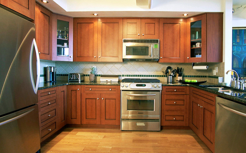 Kitchen, Residence, New Jersey