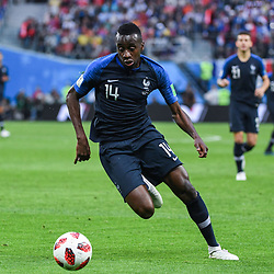 Blaise Matuidi of France during the Semi Final FIFA World Cup match between France and Belgium at Krestovsky Stadium on July 10, 2018 in Saint Petersburg, Russia. (Photo by Anthony Dibon/Icon Sport)
