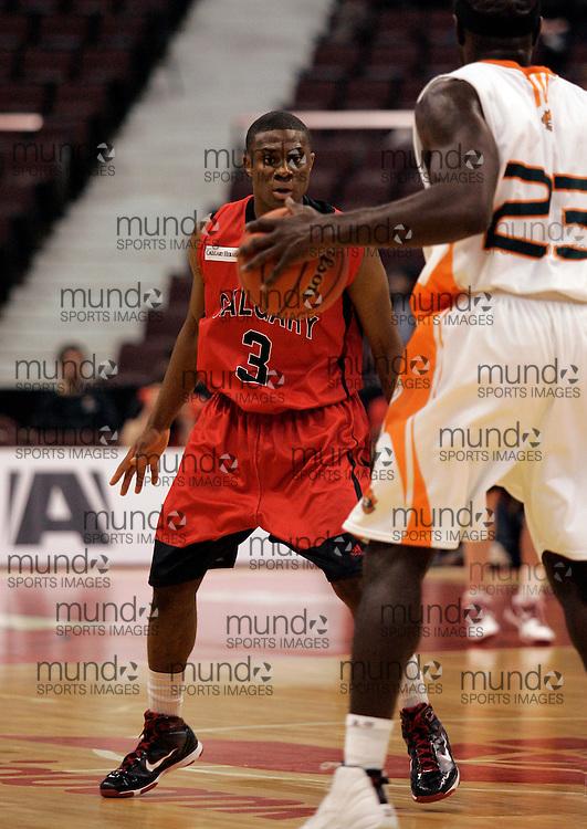 CIS Basketball Champioships-Ottawa, March 19, 2010, Calgary Dinos