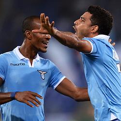 20121004: ITA, Football - Europa league, FC Lazio Roma vs NK Maribor