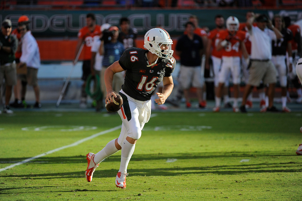 2014 Miami Hurricanes Football Spring Game