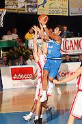 DESCRIZIONE : Bormio Torneo Internazionale Gianatti Italia Austria <br /> GIOCATORE : Marco Belinelli<br /> SQUADRA : Nazionale Italia Uomini <br /> EVENTO : Bormio Torneo Internazionale Gianatti <br /> GARA : Italia Austria <br /> DATA : 31/07/2007 <br /> CATEGORIA : Tiro<br /> SPORT : Pallacanestro <br /> AUTORE : Agenzia Ciamillo-Castoria/G.Cottini<br /> Galleria : Fip Nazionali 2007 <br /> Fotonotizia : Bormio Torneo Internazionale Gianatti Italia Austria<br /> Predefinita :