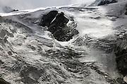Glacier du Moiry, Switzerland.